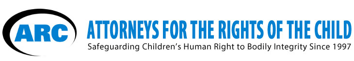 Attorneys for the Rights of the Child | ARC Law Logo